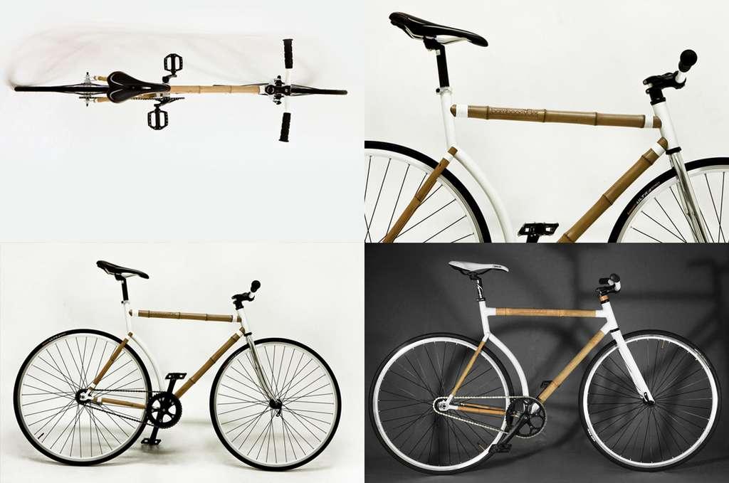Bamboocycles, le vélo en bambou
