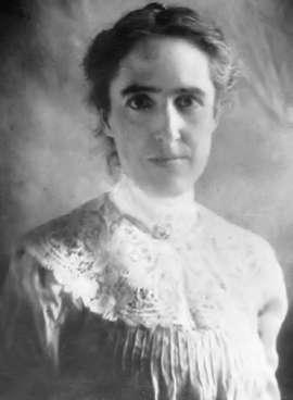Henrietta Leavitt. Crédit : aavso