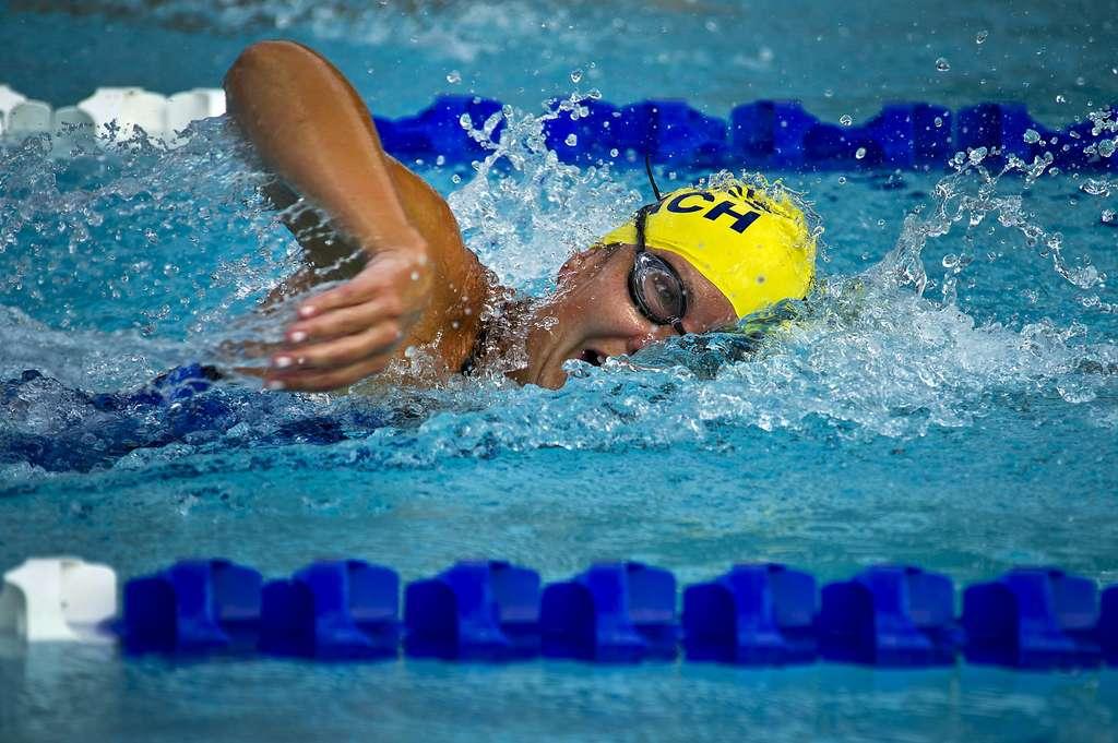 Les nouvelles technologies de la natation. © 12019, Pixabay, DP