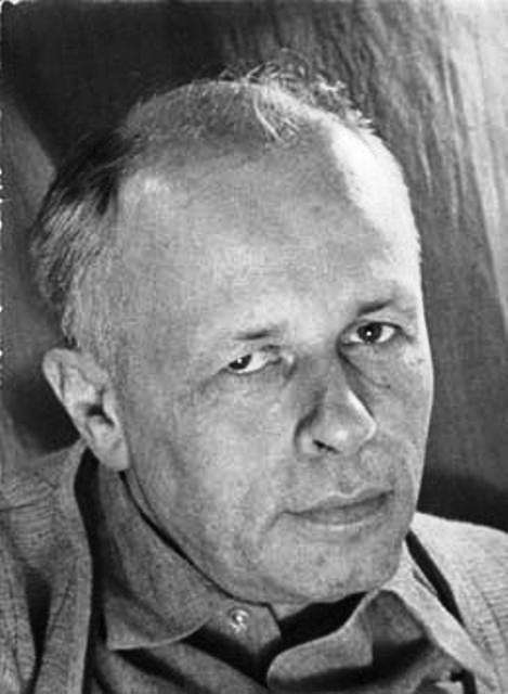 Le physicien et cosmologiste Andrei Sakharov (1921-1989). © Université d'Harvard