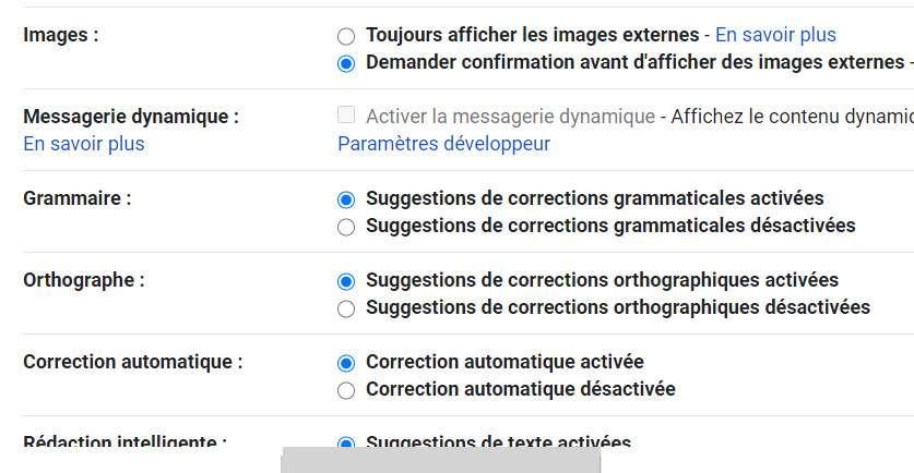 Une option dans Gmail permet de ne pas afficher les images, et donc ce mouchard. © Futura