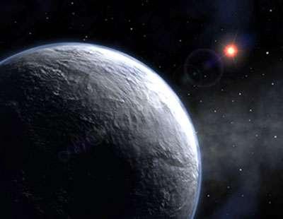 Les superterres sont des planètes rocheuses semblables à la Terre, mais en un peu plus grosses. © ESO