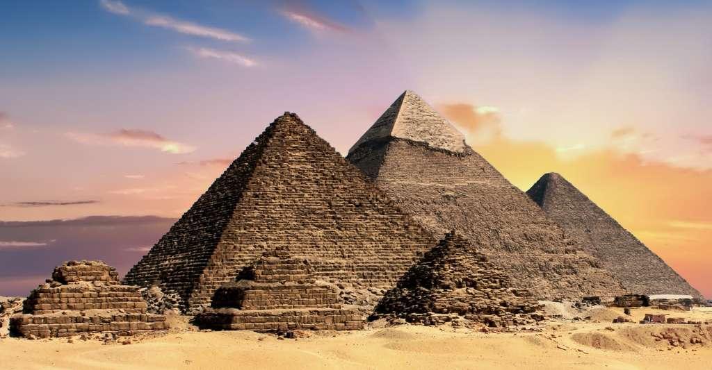 Des chercheurs ont analysé le contenu d'une jarre trouvée dans un tombeau égyptien. Ils ont ainsi mis la main sur le plus vieux fromage du monde. © TheDigitalArtist, Pixabay, CC0 Creative Commons