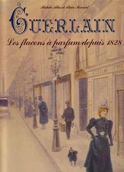Publicité pour les flacons Guerlain. © DR