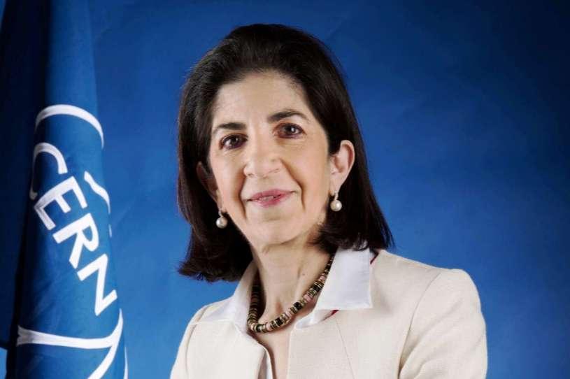 Directrice générale du Cern depuis 2016, la physicienne italienne Fabiola Gianotti est la première femme à occuper cette position depuis la création en 1954 de cette organisation renommée. © Maximilen Brice, Cern