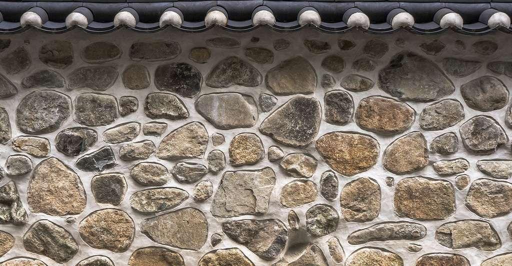 Superbe mur en pierres. © Jeonsango, CC0