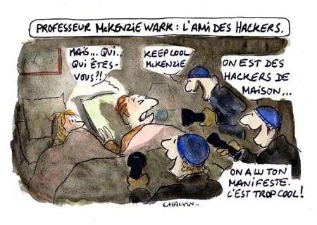 À quoi servent les hackers ?