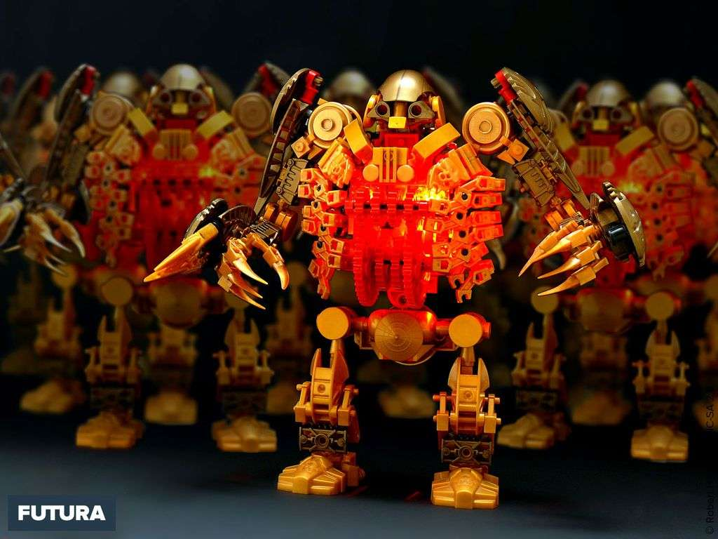 Hellboy II The Golden Robot Army