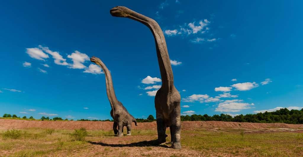 Quel est le message des dinosaures ? © DariuszSankowski, CCO