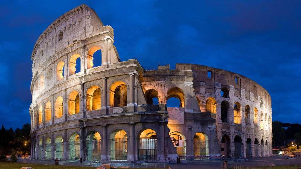 Le Colisée, symbole des jeux de la Rome antique