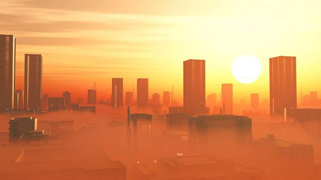 La chaleur n'est pas le principal problème du réchauffement climatique pour la survie de l'humanité. © bht2000, Fotolia