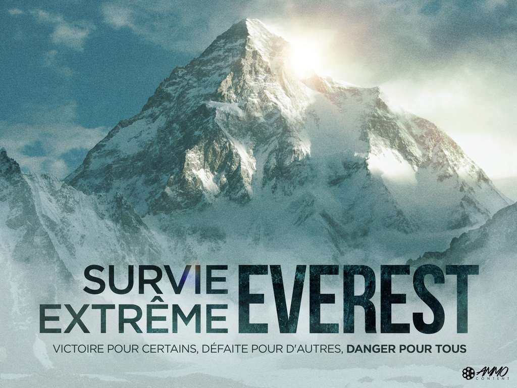 Survie Extrême : Everest © Amazon