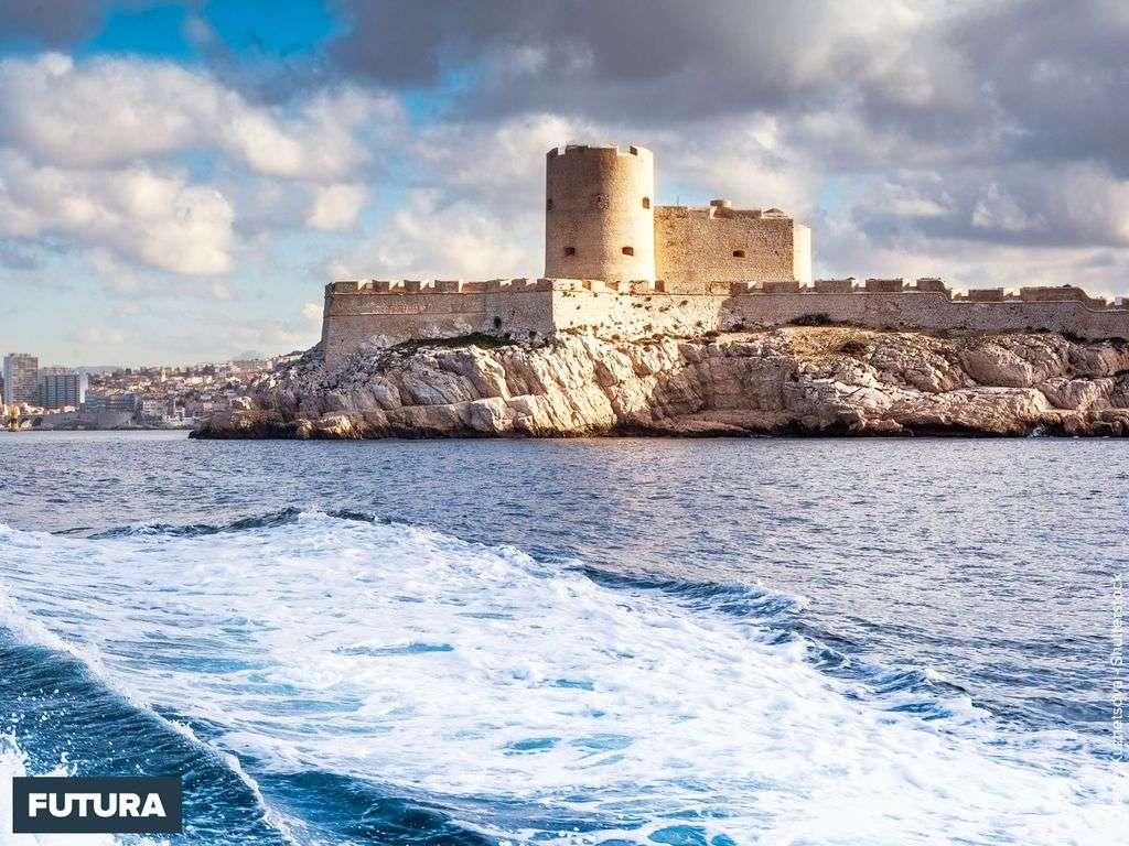Château d'If près de Marseille