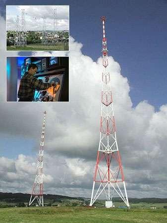 L'émetteur de Junglinster au Luxembourg est déjà équipé pour la DRM.