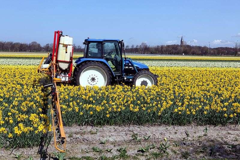 Un groupe de 1.200 médecins a appelé en 2014 à l'arrêt de l'épandage des pesticides sur les champs du fait des dangers possibles sur la santé. © Joost J. Bakker, Flickr, CC by-sa 2.0