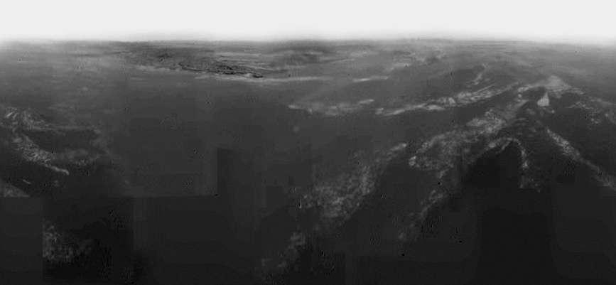 Panorama de Titan