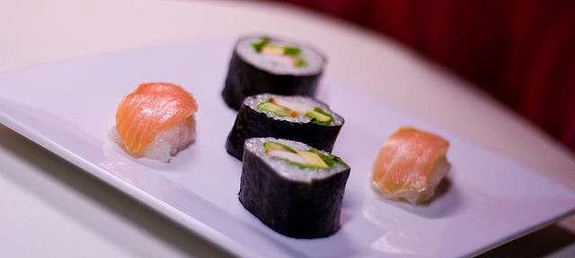 Algues, poisson cru... les sushis, plats emblématiques de la cuisine japonaise sont-ils menacés ? © flexgraph-flickr-CC BY-NC-ND 2.0