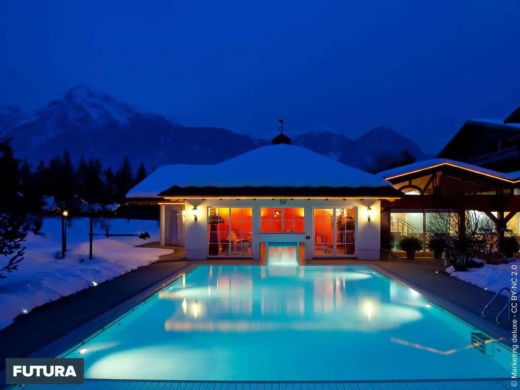Spa d'hiver