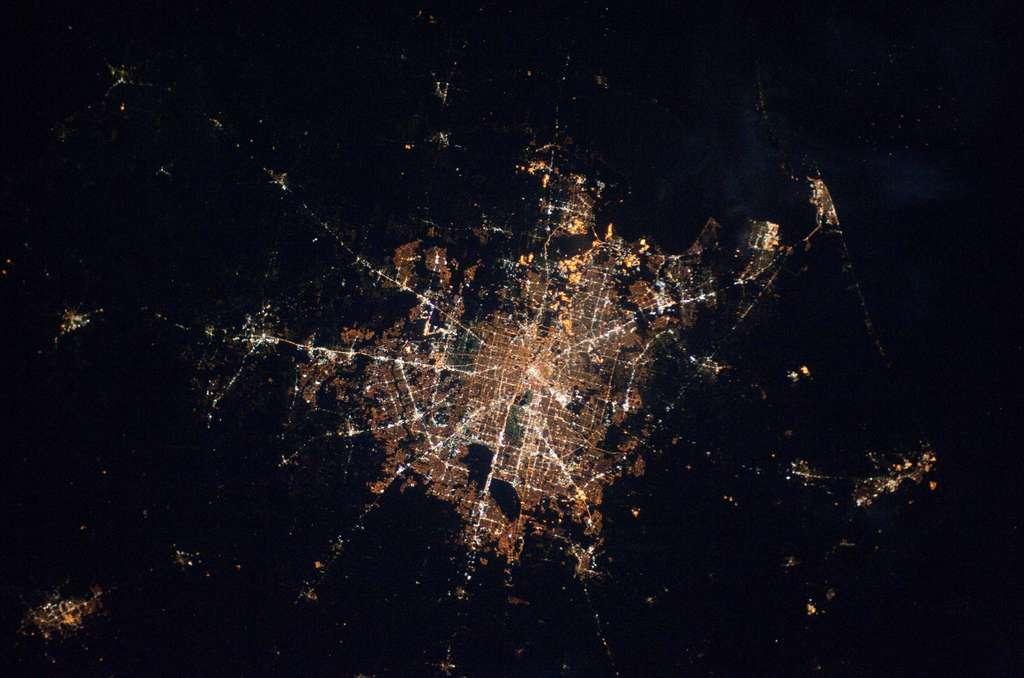 Houston, siège du Centre spatial Johnson de la Nasa