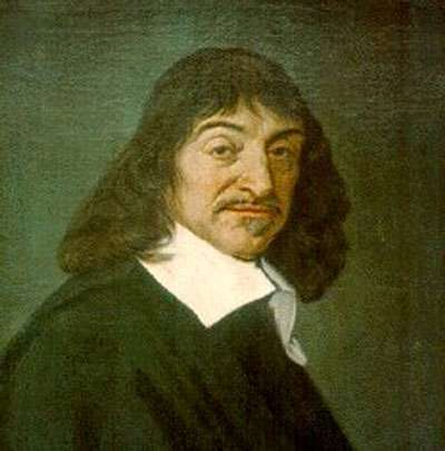 Portrait de Descartes. © DP