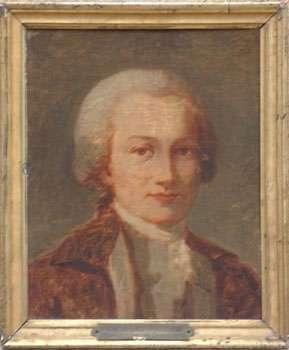 Portrait de Jean-Étienne Guettard.