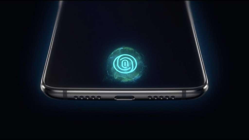 Le lecteur d'empreintes du OnePlus est devenu une référence du marché. © OnePlus
