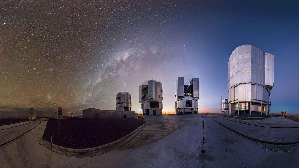 Le Very Large Telescope ou VLT