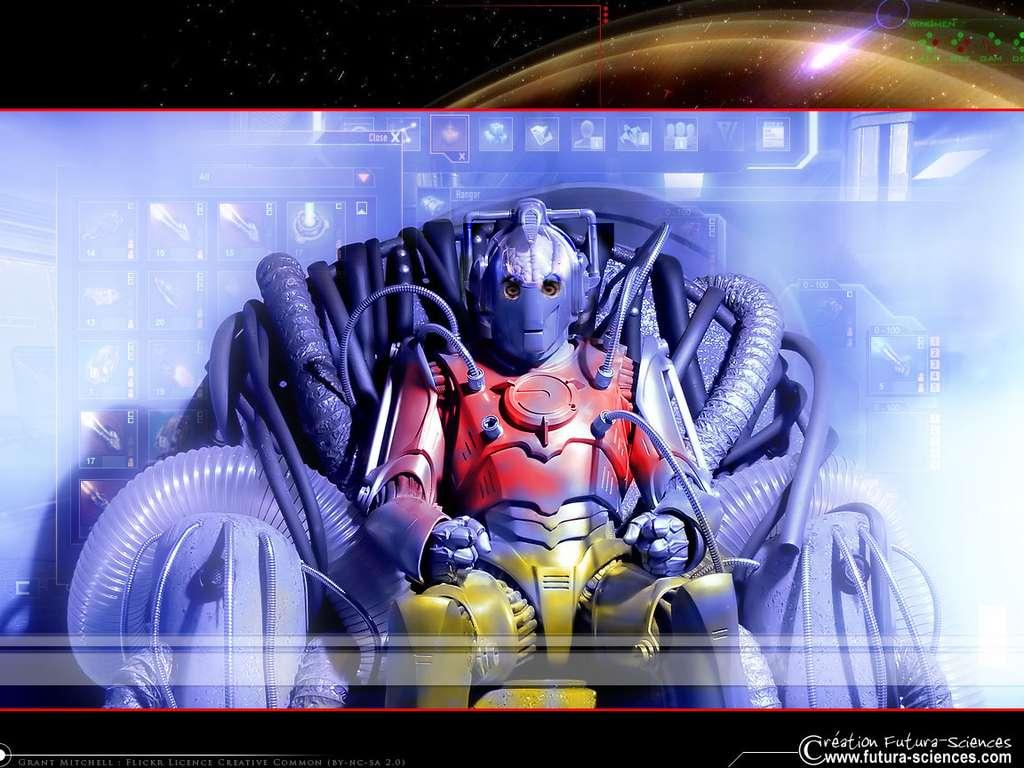 Le Maître des robots