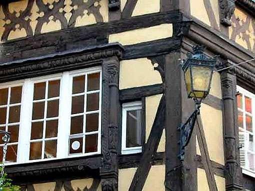 Strasbourg colombages