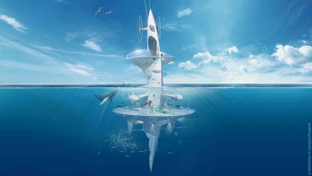 Sea Orbiter, le navire pour les océanographes