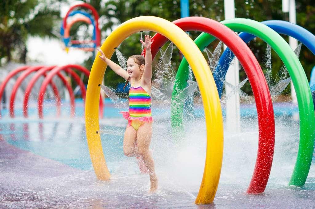 Les parcs aquatiques, le plaisir en famille ©famveldman