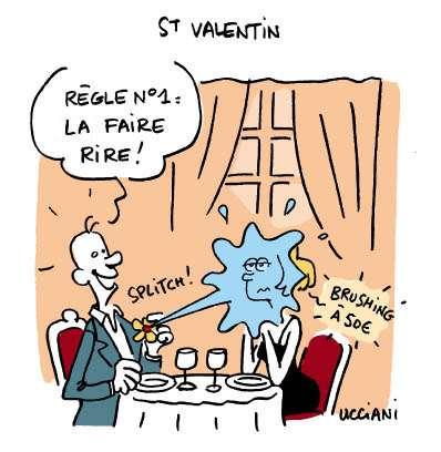 L'amour en humour ! © Ucciani