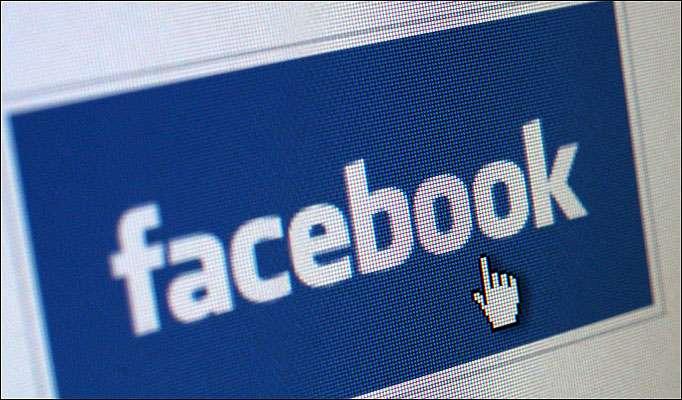 Facebook, réseau social incontournable... © DR
