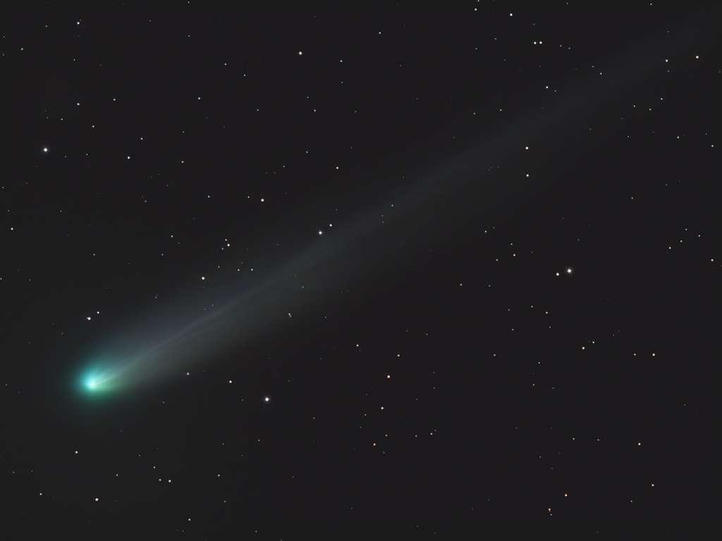 La comète C/2013 R1 Lovejoy. © Bastien Foucher - Tous droits réservés