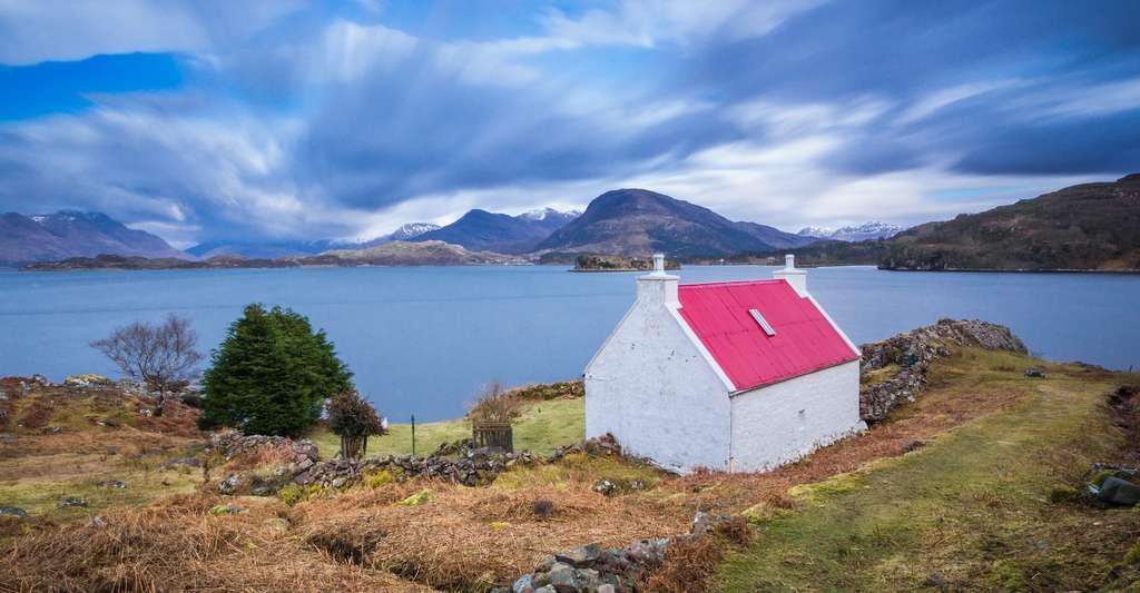 C'est dans la région de Torridon que les chercheurs de l'université d'Aberdeen (Écosse) ont découvert des preuves d'un âge de glace jusqu'alors inconnu. © johnbraid, Adobe Stock