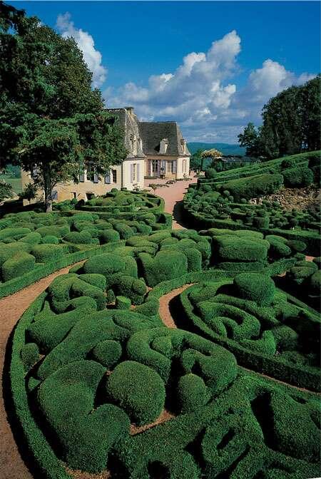 Vue du château de Marqueyssac. © Laugery, DR