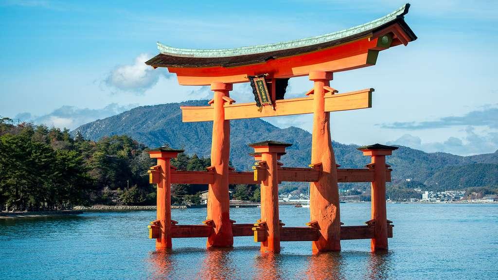 La Porte d'Itsukushima au Japon livre tous ses secrets