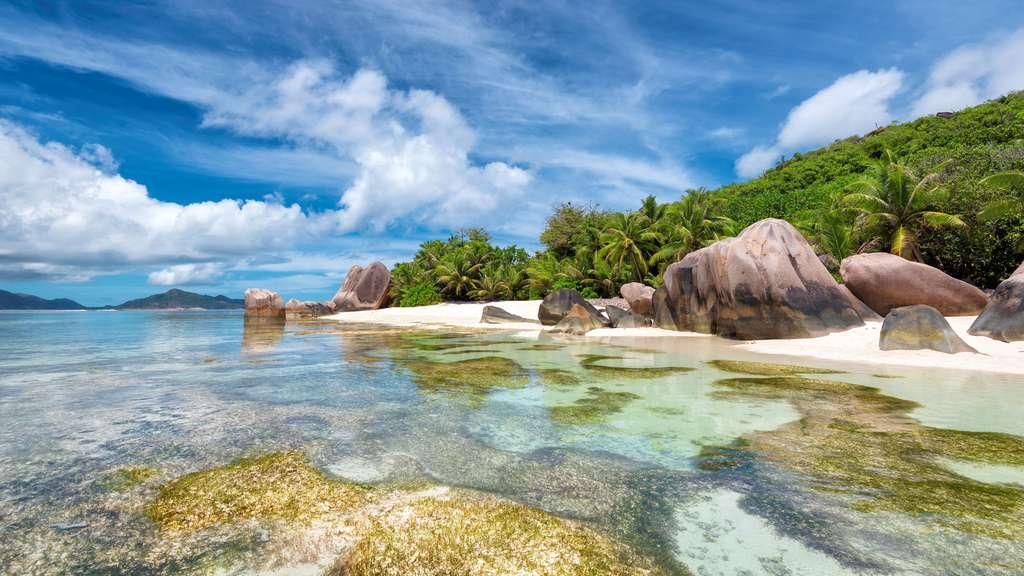 La Anse Source d'Argent, la plus belle plage du monde