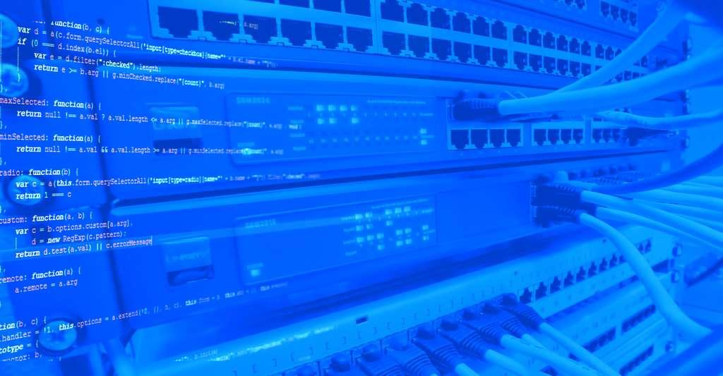 Réseaux informatique. © LoboStudioHamburg - CC0 Domaine public