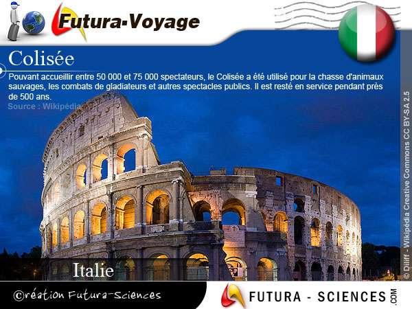 Le Colisée de Rome - Italie