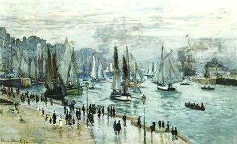 Monet - Port du Havre