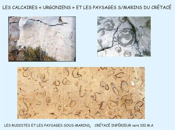 Figure 5. Les calcaires des calanques. © J. Collina-Girard