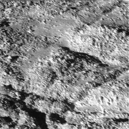 gros plan sur Encelade 0
