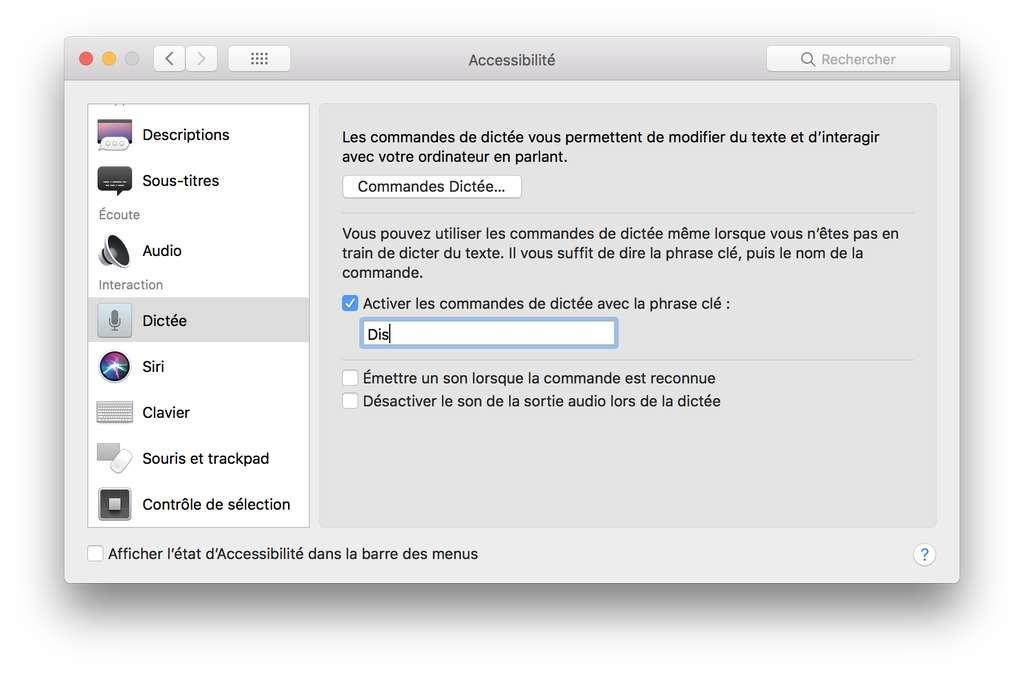 Comment appeler Siri par la voix dans macOS ? © Futura