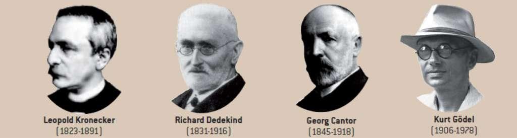 Le mathématicien Leopold Kronecker a notamment retardé la parution de certains travaux de Cantor dans le Journal de Crelle. © Belin