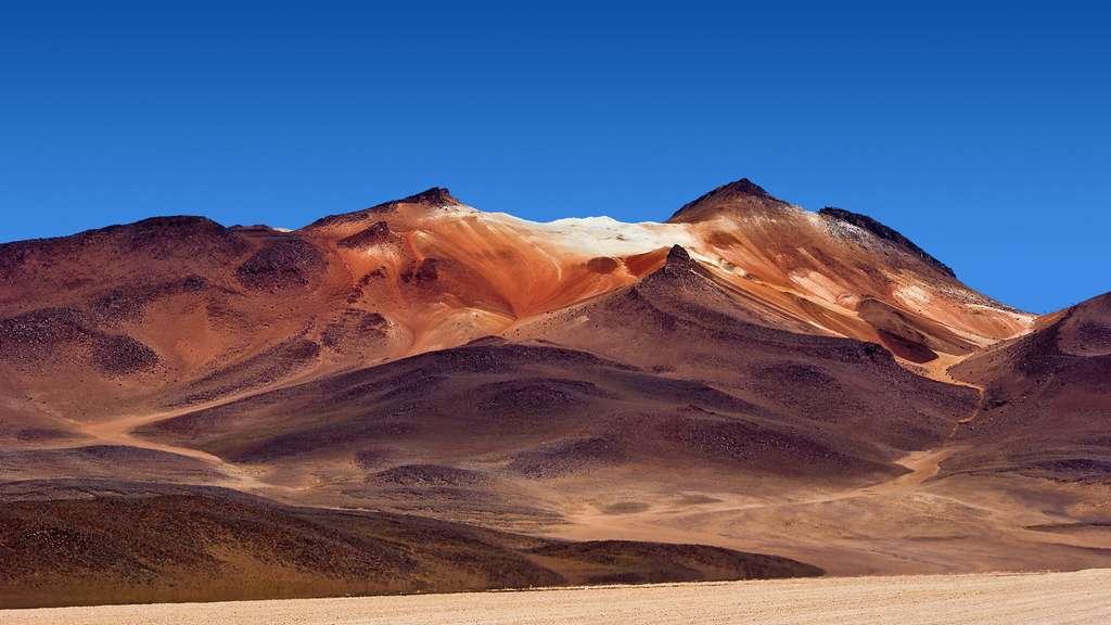 Bolivie, le désert de Salvador Dalí