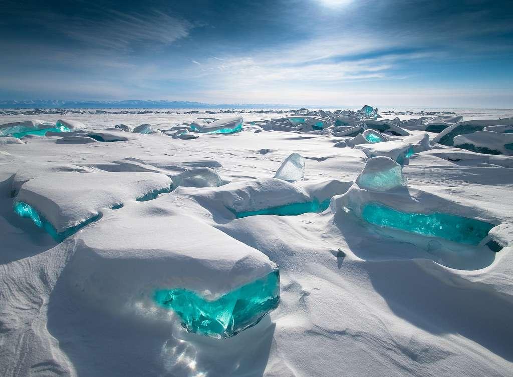 Trésor du Baïkal. © Alexey Trofimov, Royal Meteorological Society
