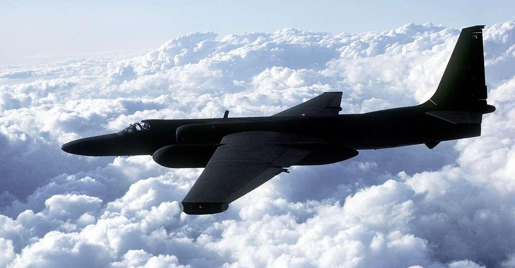 """Les """"blackbirds"""": les avions espions U-2 au service du Renseignement des Etats-Unis. © Ken Hackman, Domaine public"""