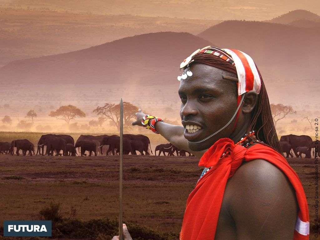 Le peuple Massaï revendique son attachement viscéral à ses traditions et à son mode de vie.