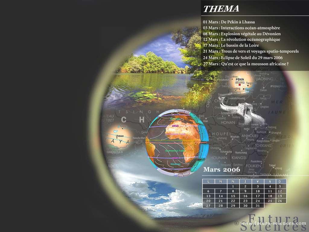 Climatologie et éclipse